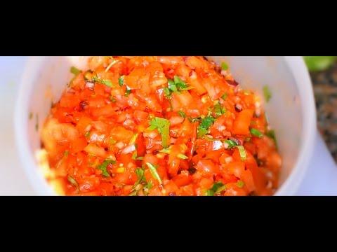 Tomato sauce - For burritos, wraps, tacos