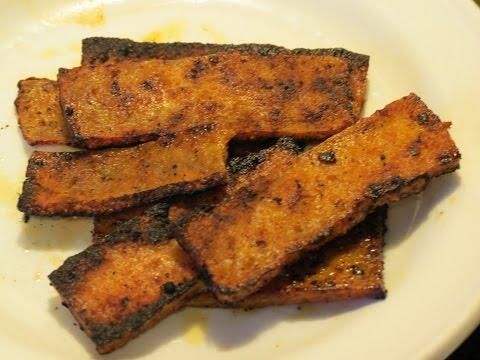 How to make Tofu Bacon!