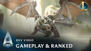 Gameplay & Ranked in Season 2020   Dev Video - League of Legends