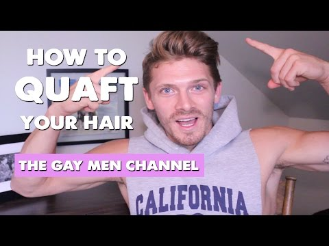 HOW TO style short hair - The QUAFT with Justin Gerhard