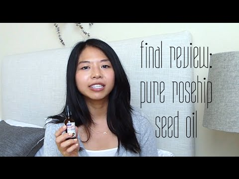 Review // Pure Rosehip Seed Oil