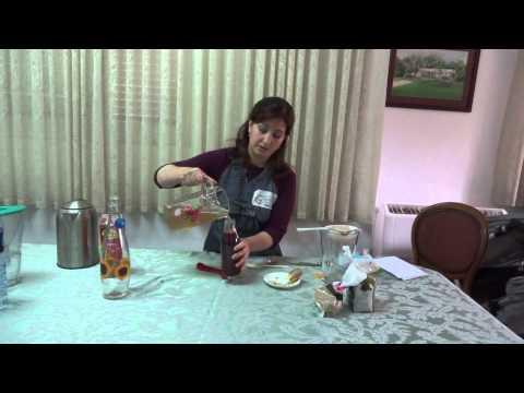Making Water Kefir (Tibicos) Soda