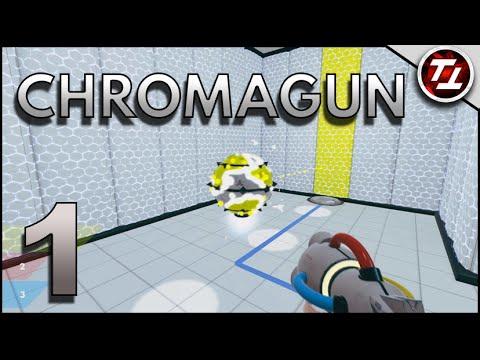 ChromaGun Gameplay - Ep 1 -