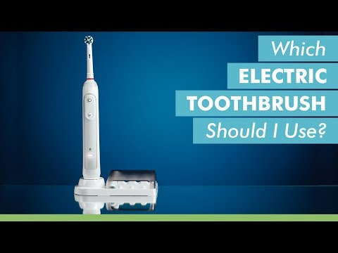 Which Electric Toothbrush Should I Use?