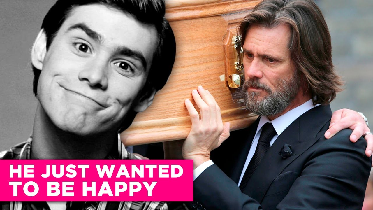 Why Jim Carrey Ended Up Heartbroken So Many Times | Rumour Juice