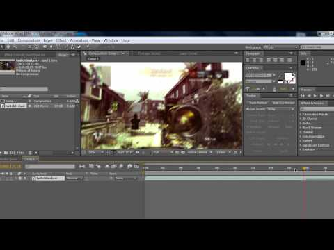 Best Render Settings (Fastest Rendering) for After Effects CS4/CS5/CS6