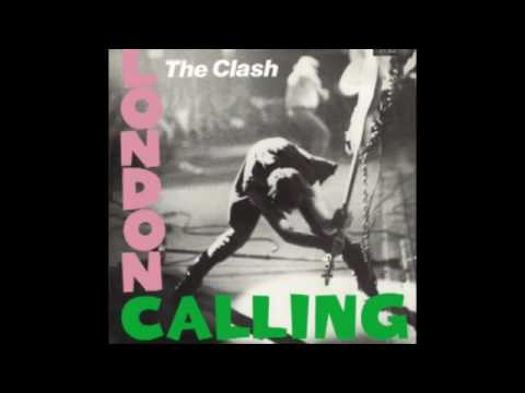 London Calling - The Clash (FULL ALBUM)