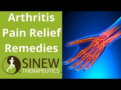 Arthritis Pain Relief Remedies
