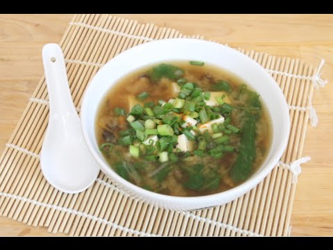 Vegan Miso Soup | Healthy Japanese Recipes