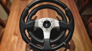 Putting a sparco steering wheel on a logitech G27 | Daikhlo