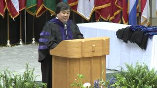 Duke Law Graduation 2015 | Harold Hongju Koh