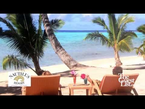 Holidays Pacific - Cook Islands - Elegant Resort