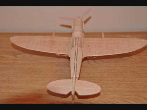 Woodcraft Spitfire