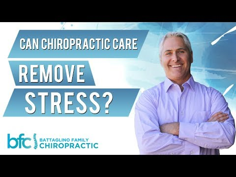 Can Chiropractic Care Remove Stress?