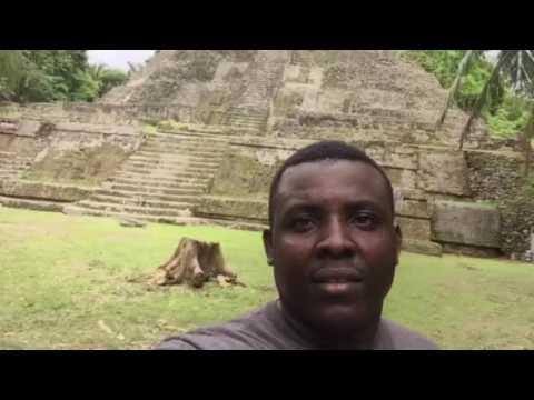 This is Belize: Mayan Ruins tour & San Pedro Island visit