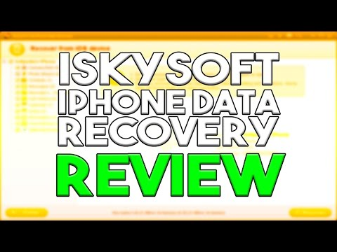 iSkysoft iPhone Data Recovery - Recover deleted photos/message/contacts from iPhone