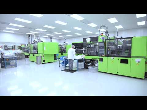 Manufacturing Medical Device Packaging in Brentwood's Clean Room