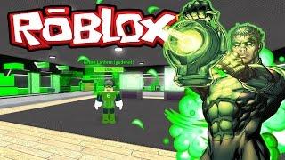 Roblox - Fábrica de Super Heróis 18 ( Super Hero Tycoon! )