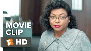 Hidden Figures Movie CLIP - Give or Take (2016) - Taraji P. Henson Movie