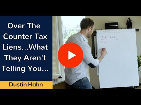 Tax Liens - Leftover Liens & What They Aren't Telling You