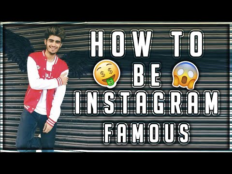 HOW TO BE POPULAR ON INSTAGRAM.