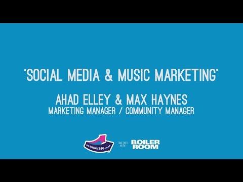 Social Media & Music Marketing masterclass