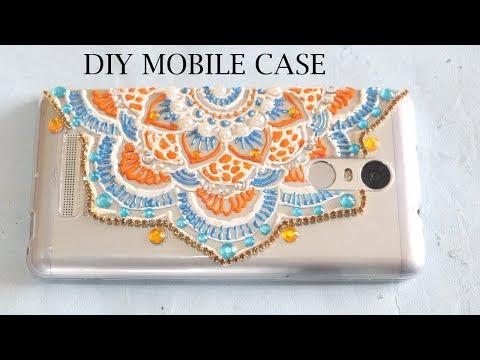 DESIGN YOUR MOBILE CASE  DIY MOBILE COVER  