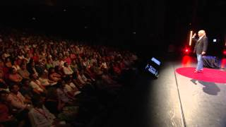 Cutting through fear: Dan Meyer at TEDxMaastricht
