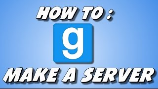 How to make a Garrys Mod server MAC easiest way (MAY NOT