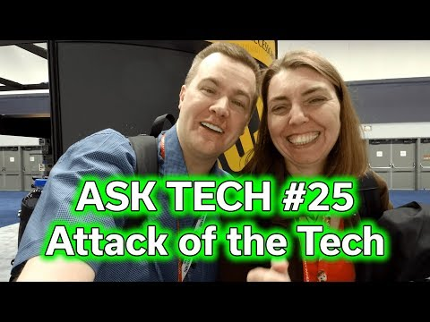 Ask Tech Deals #25 - Q&A - Attack of the Tech