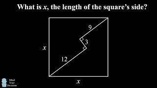 Can You Solve The Square