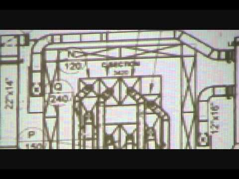 reading drawings for ductwork