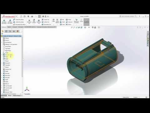 SOLIDWORKS 2017 User Interface Enhancements