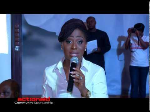 Ambassadors' Speech for ActionAid Nigeria's Community Sponsorship Launch