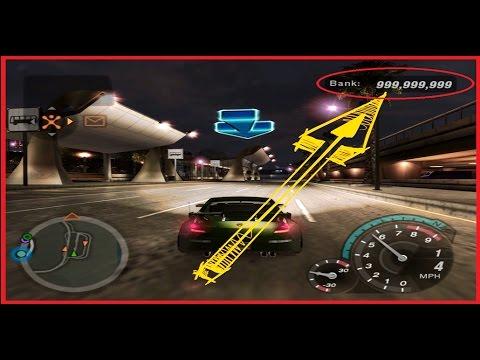 Need For Speed | Underground 2 | Money Hack | Cheat 「HD」