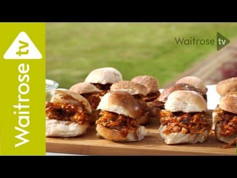 Heston's Pork Shoulder Sliders | Waitrose