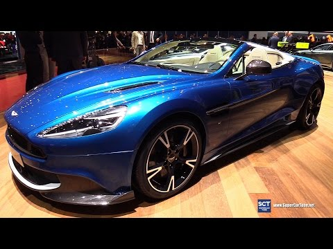 2017 Aston Martin Vanquish S - Exterior and Interior Walkaround - 2017 Geneva Motor Show