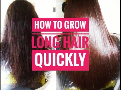 How to Grow Long shiny Hair Naturally (Indian Hair Growth Secrets)