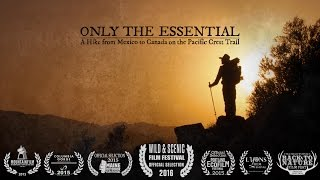 Download Only the Essential: Pacific Crest Trail Documentary Video