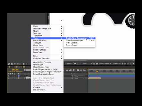 Nested Animation and Looping in After Effects