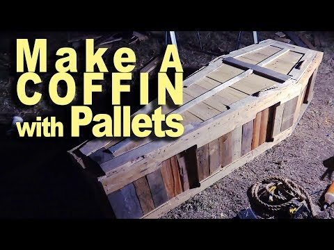 How to Make your Own Coffin for Free
