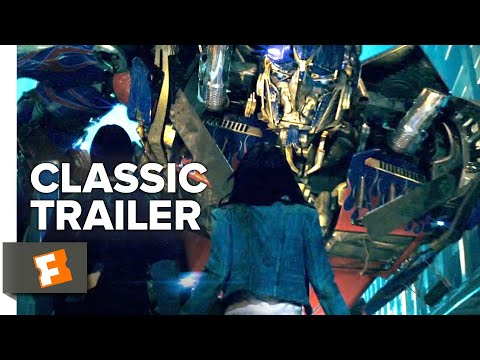 Transformers (2007) Trailer #1 | Movieclips Classic Trailers
