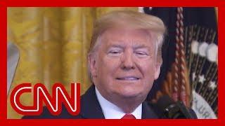 Trump praises Pompeo for berating NPR reporter