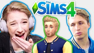 Hooking Up My Friends | Courtney Plays Sims 4 — Pt. 1