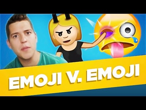 IPHONE EMOJIS VS ANDROID EMOJIS VS WINDOWS EMOJIS | Landon Stahmer