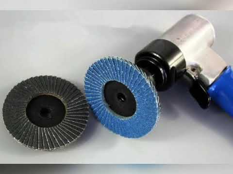 Mini flap discs/quick change flap discs - China Factory Direct