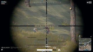 SNIPER CSAPAT [15x scope, AWM] - PLAYERUNKNOWN'S BATTLEGROUNDS (HUN)