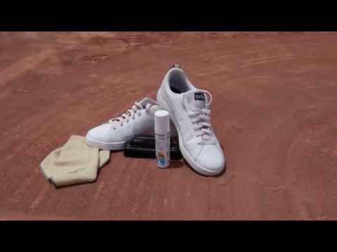 How to clean a sport shoes