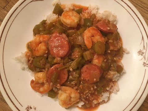 Episode 17: Shrimp and Okra (Shrimp Creole)