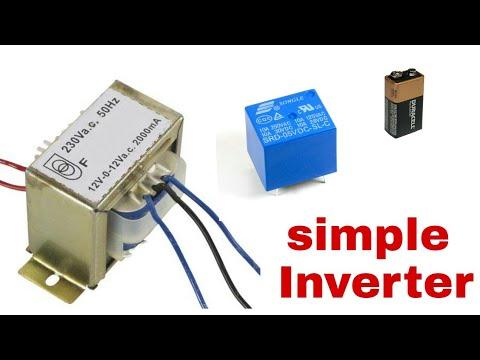 how to make inverter